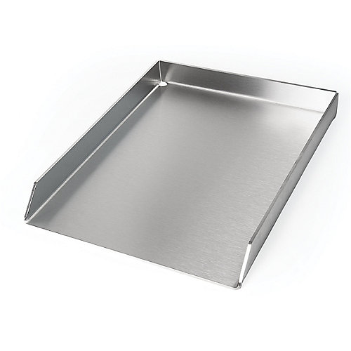 PRO Stainless Steel Griddle for Medium BBQs