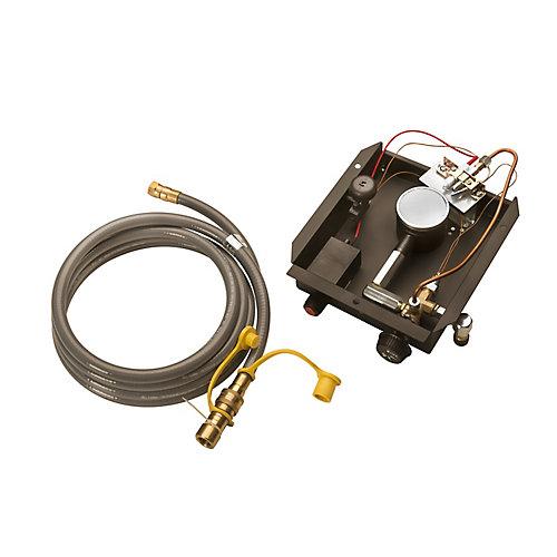 SKYfire Kit de conversion de gaz naturel Bellagio