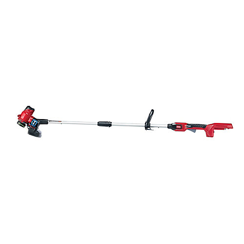 PowerPlex 13-inch 40V Max Li-Ion Cordless String Trimmer/Edger - Battery and Charger Not lncluded
