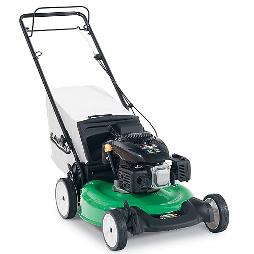 Lawn-Boy 21-Inch Rear Wheel Drive Self-Propelled Walk-Behind Gas Mower with Kohler Engine