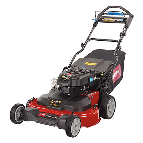 TimeMaster 30-inch Briggs & Stratton Personal Pace Self-Propelled Walk-Behind Gas Lawn Mower