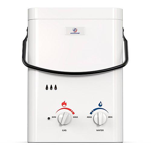 Chauffe-eau portatif instantané Eccotemp L5