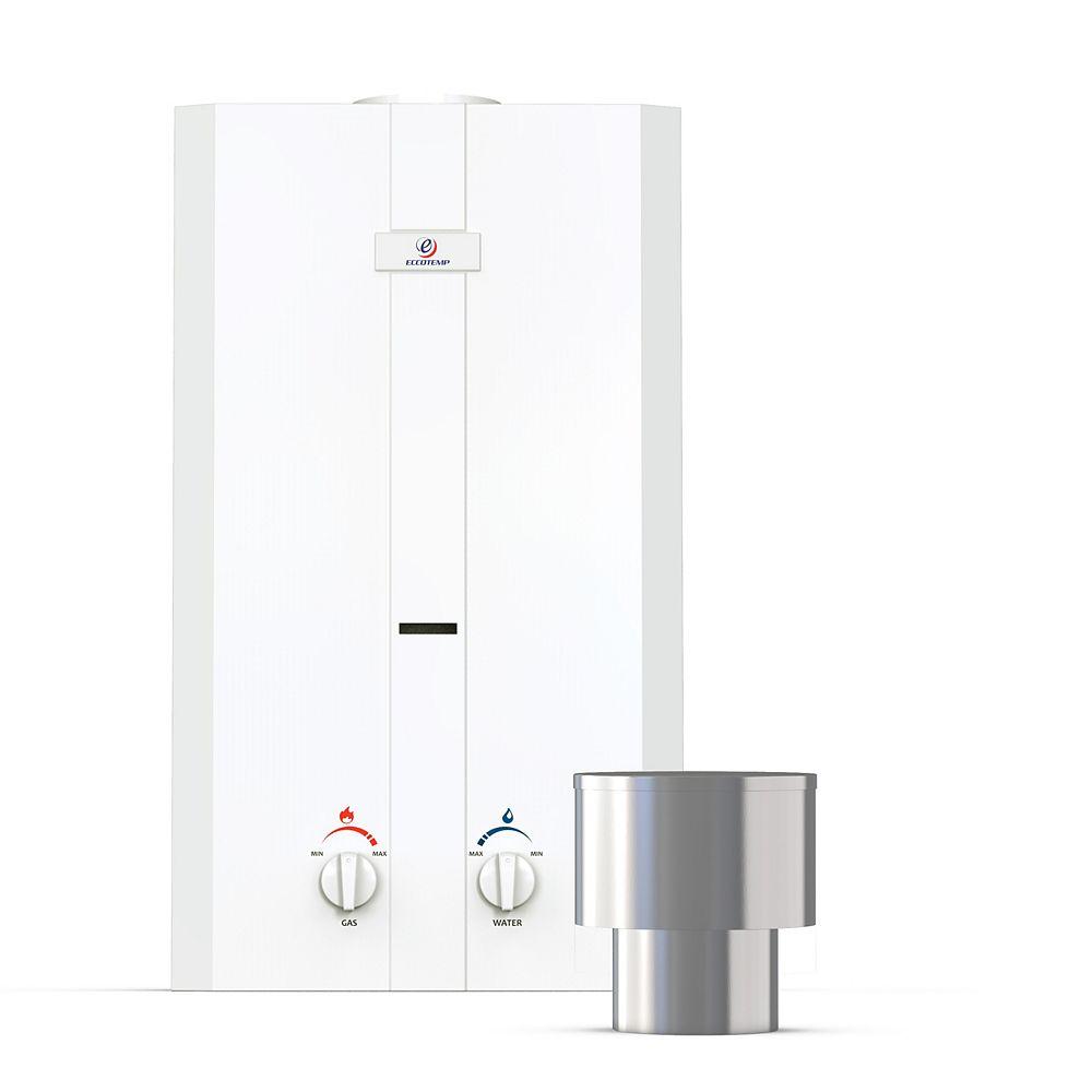Eccotemp Chauffe-eau portatif instantané Eccotemp L10