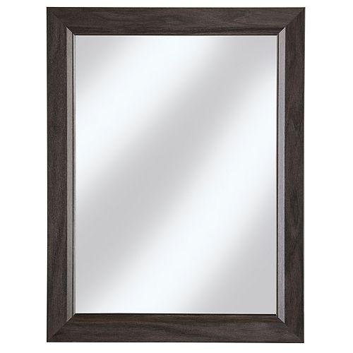 Miroir Karoo Ash, style Shaker, 58,4 x 76,2 cm (23 x 30 po)
