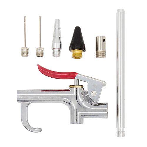 7-Piece Blow Gun Kit