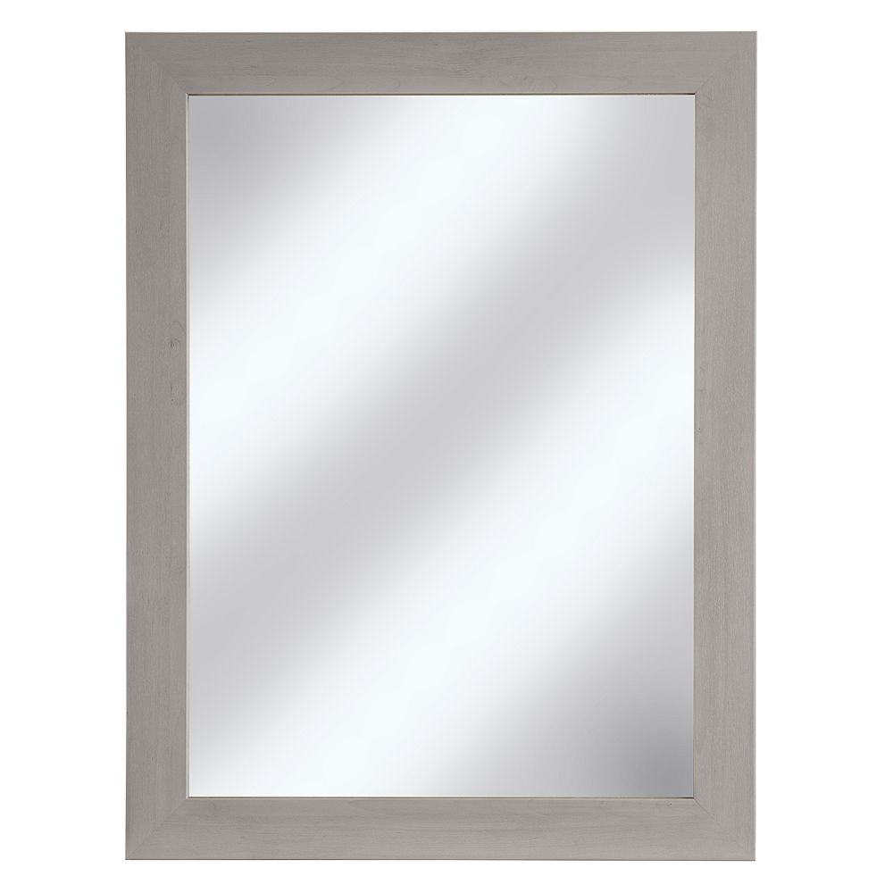 Cutler Kitchen & Bath 23 Inch x30 Inch Meadows Cove Shaker Mirror