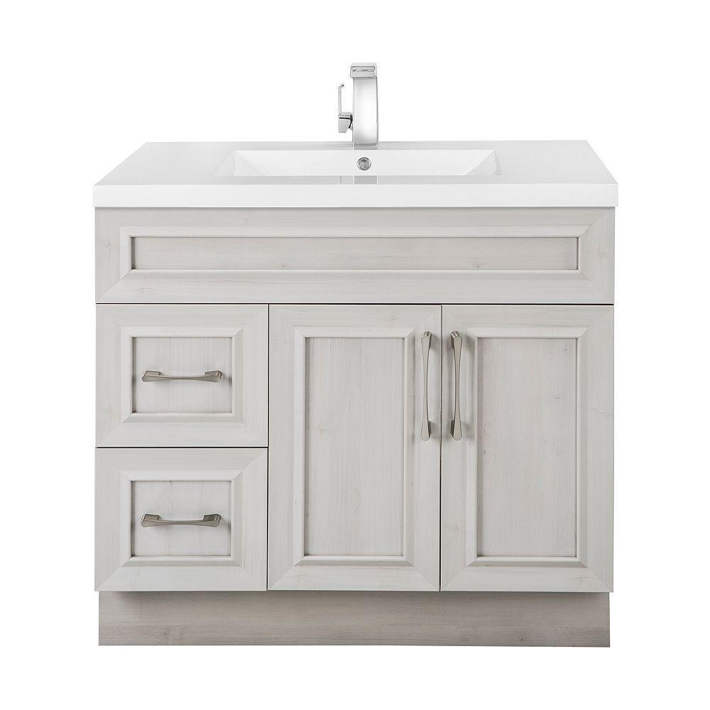 Cutler Kitchen & Bath Meadows Cove 36-inch W 2-Drawer 2 ...