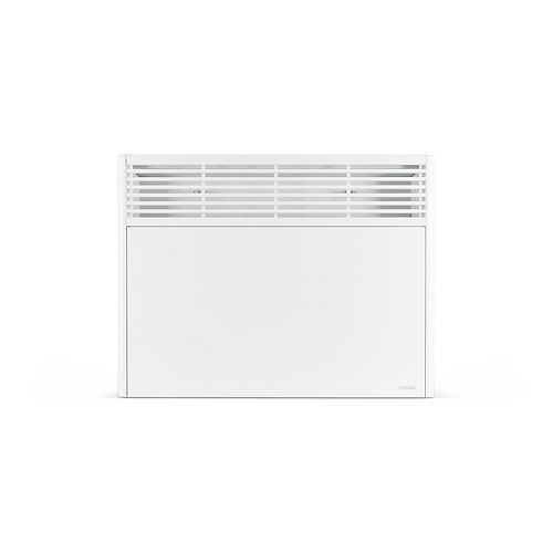 Convector Orleans Std White 1000W 240V With Built-In Electronic Thermostat