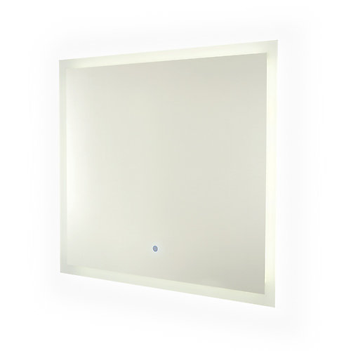 Miroir Landscape câblé à DEL pour salle de bains ou meuble-lavabo(32pox36po)