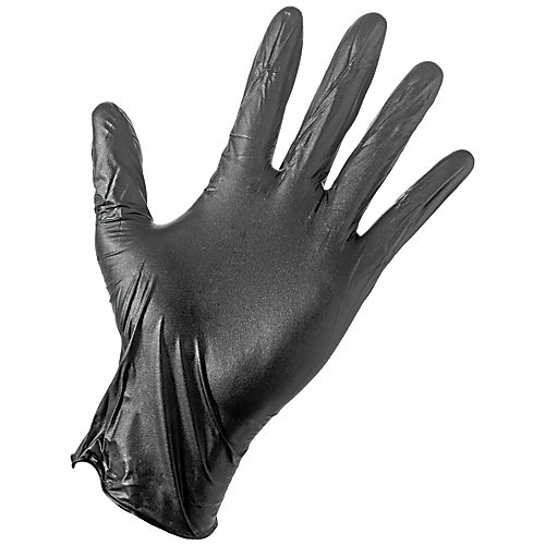 Nitrile X-Large Disposable Gloves (10-Count)
