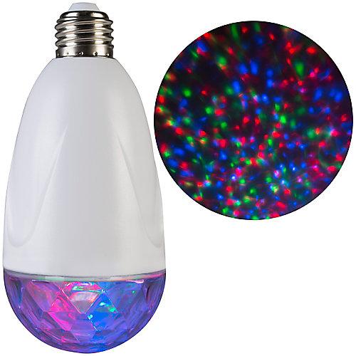 LED Projection Standard Light Bulb-Kaleidoscope RGB Set
