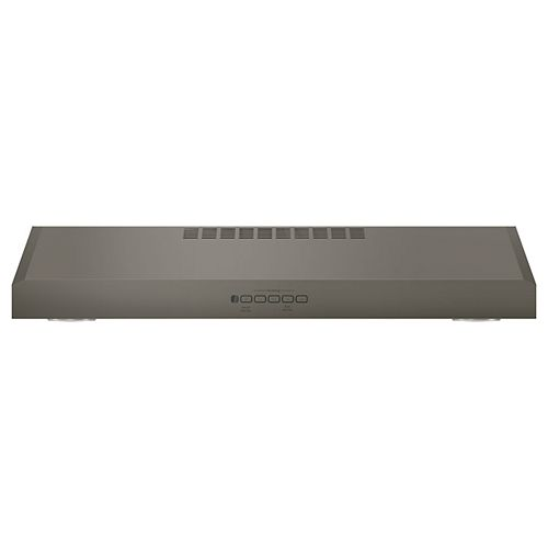 GE 30-inch Wall Mount Range Hood in Slate