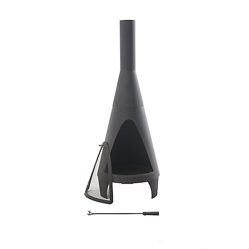Lawrence Outdoor Chimney Fireplace