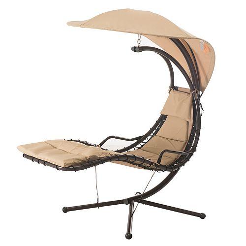 Baton Single Seat Patio Swing
