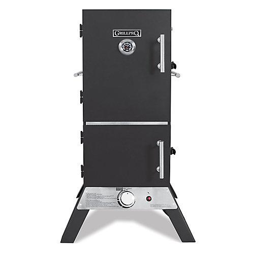 33-inch Vertical Propane Cabinet Smoker