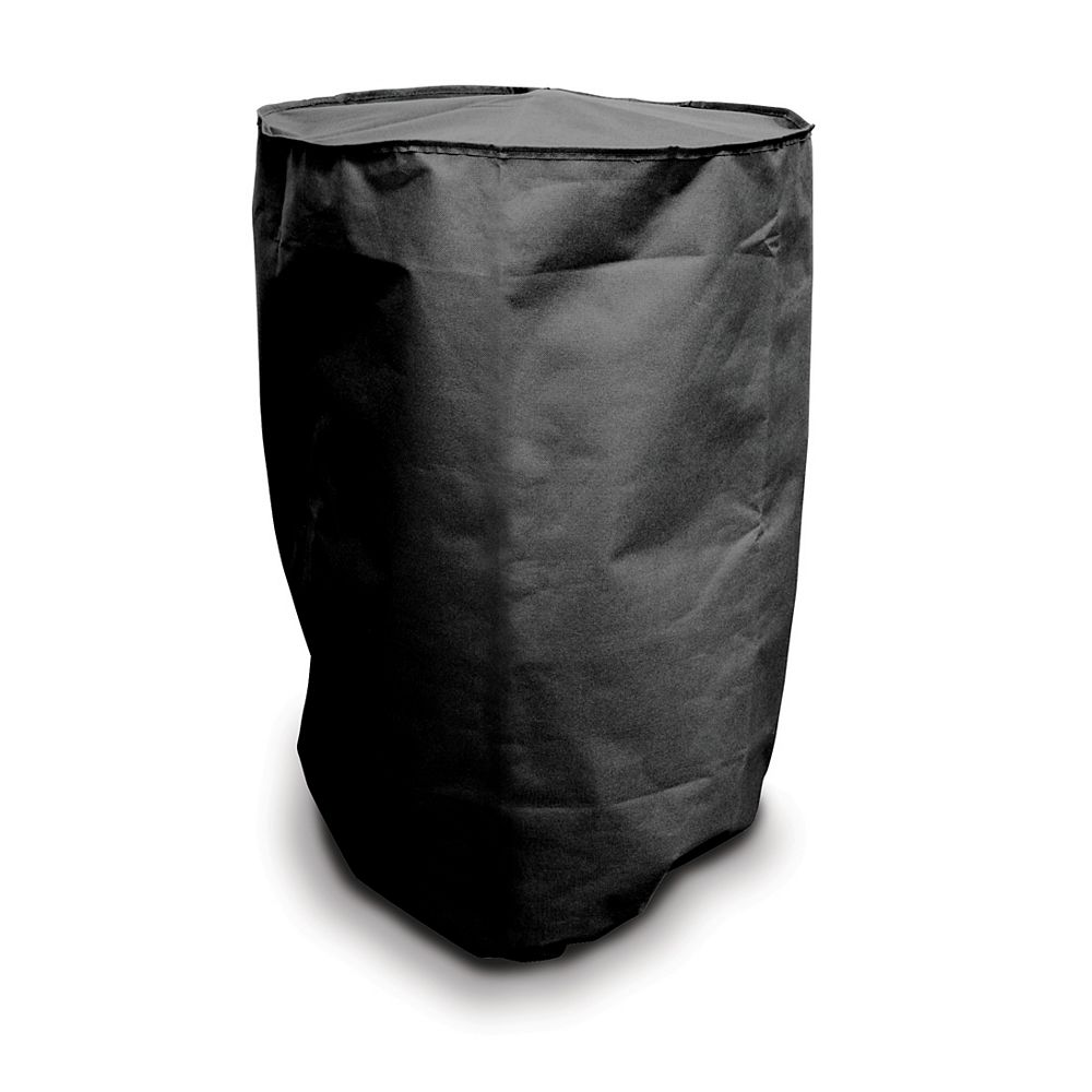 GrillPro PVC Charcoal Smoker Cover