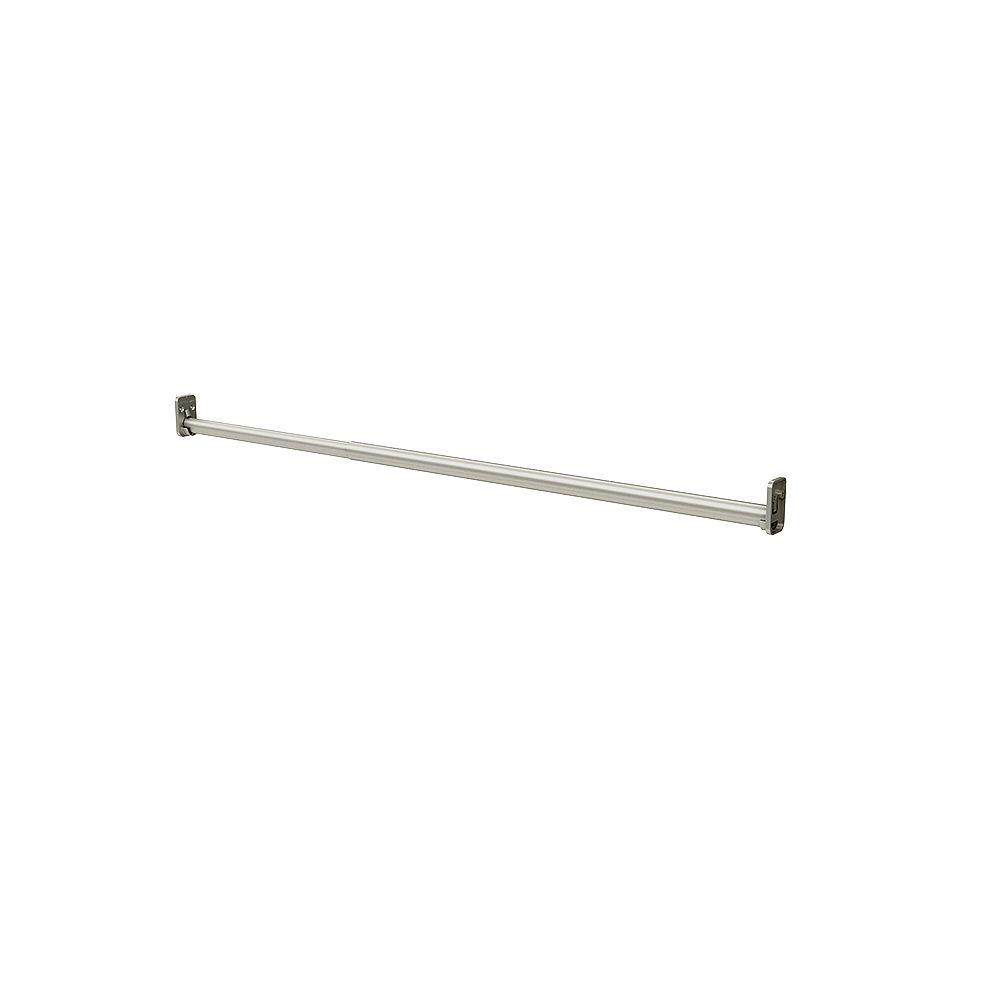 ClosetMaid Style+ Expandable Hang Rod