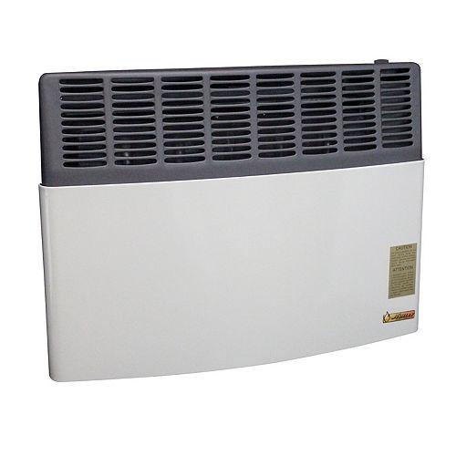 Direct Vent 17,000 BTU Heater Natural Gas
