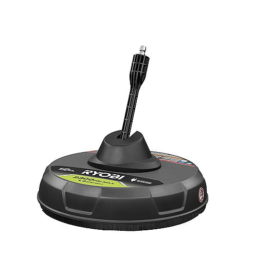RYOBI 12-Inch 2,300 PSI Electric Pressure Washers Surface Cleaner