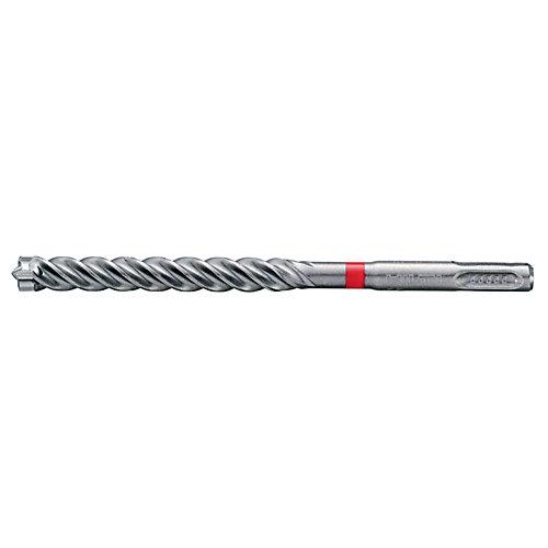 1/4 Inch x 12 Inch TE-CX SDS Plus Style Masonry Hammer Drill Bit