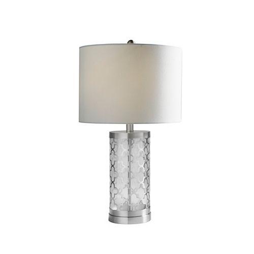 Lampe de table Brassex 24 po en métal