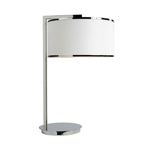 Lampe de table Brassex 26 po en métal