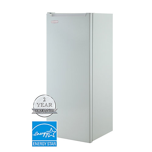 6.5 cu. ft. Upright Freezer in White - ENERGY STAR®