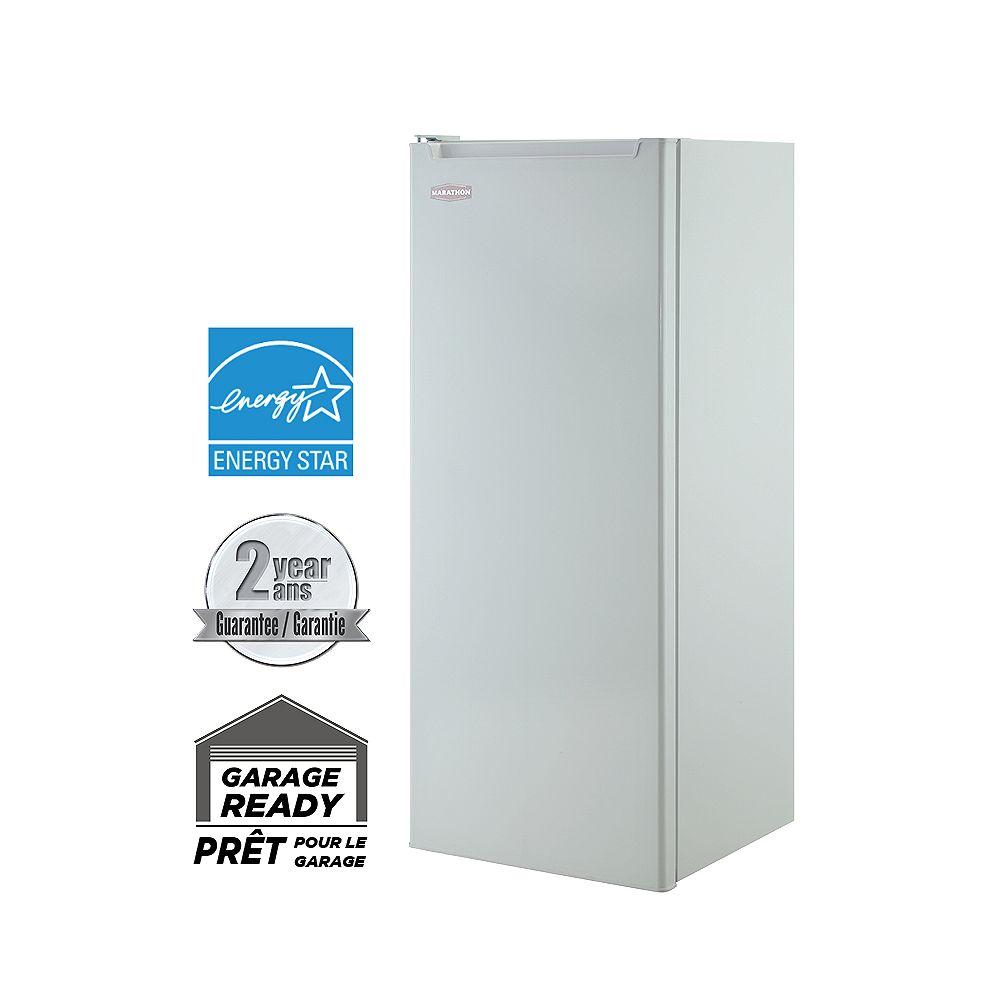 Marathon 6.5 cu. ft. Upright Freezer in White - ENERGY STAR®