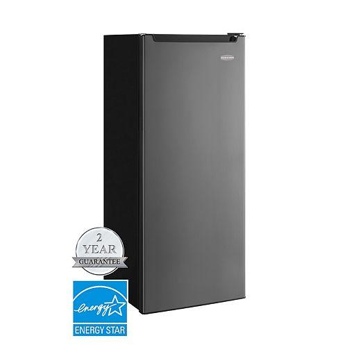 Réfrigérateur intégral de 8,5 pi.cu avec un porte-bouteille chromé pour 5 bouteille - ENERGY STAR®