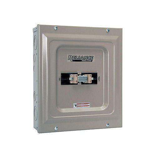 Reliance Controls TCA1006D 100-Amp DP Single Load Transfer Switch