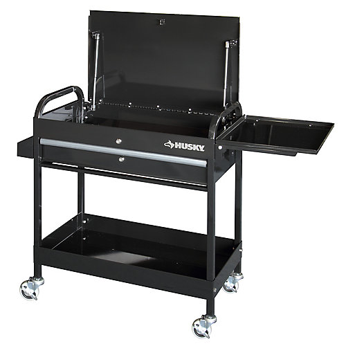 31-inch 1-Drawer Tool Utility Cart