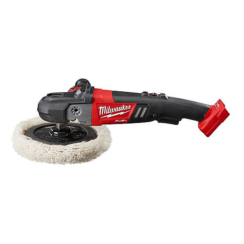 M18 Fuel 18V Cordless 7-inch Varible Speed Polisher (Tool Only)