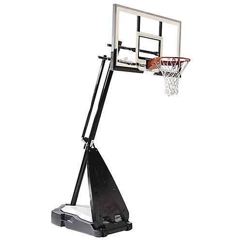 60 Inch Acrylic Hybrid Basketball System