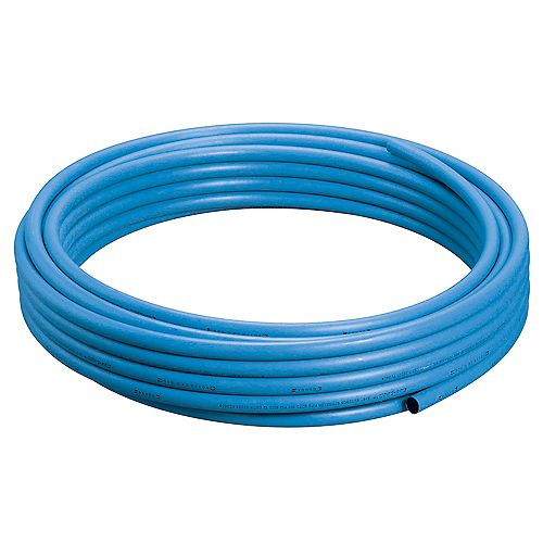 3/4 inch x 100 ft. Blu-Lock 100 PSI SIDR 15 Pipe - Coil