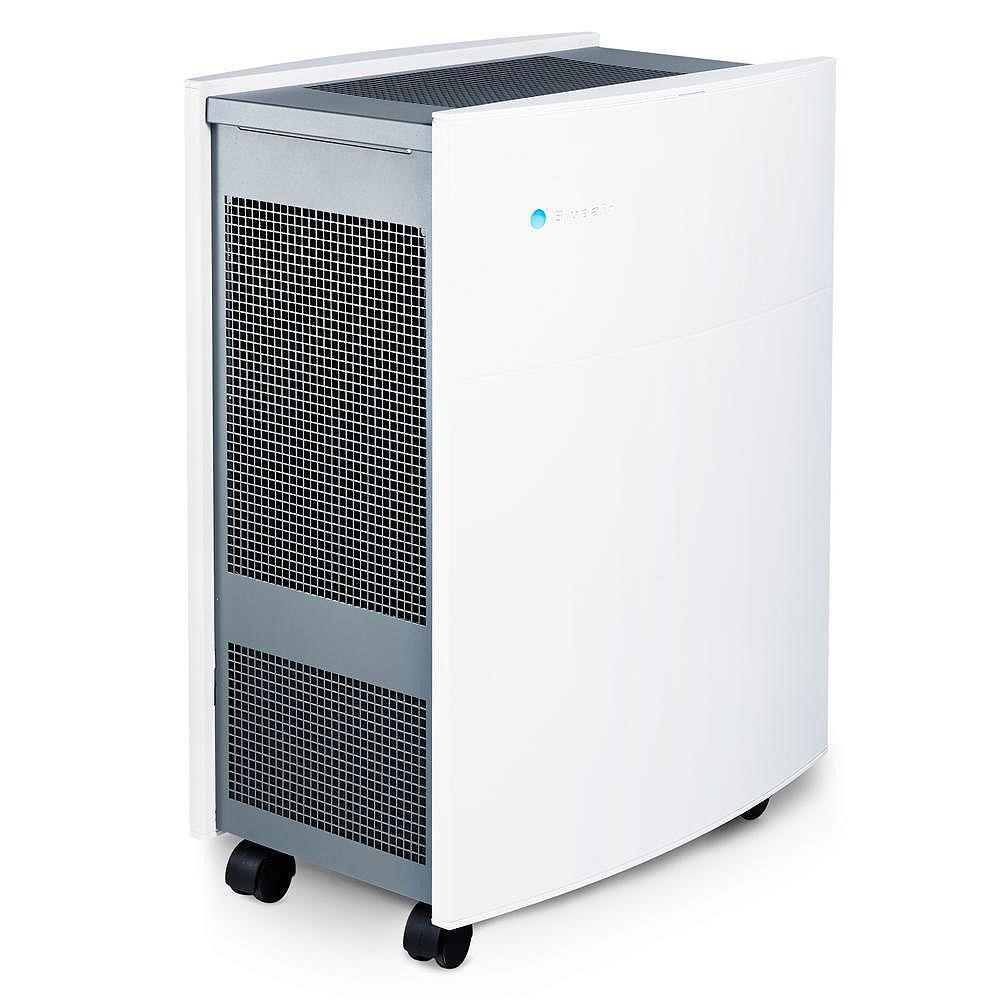 Blueair Purificateur d'air Classic605, HEPASilent, antiallergique, Wi-Fi, homologué ENERGYSTAR®, 775pi2