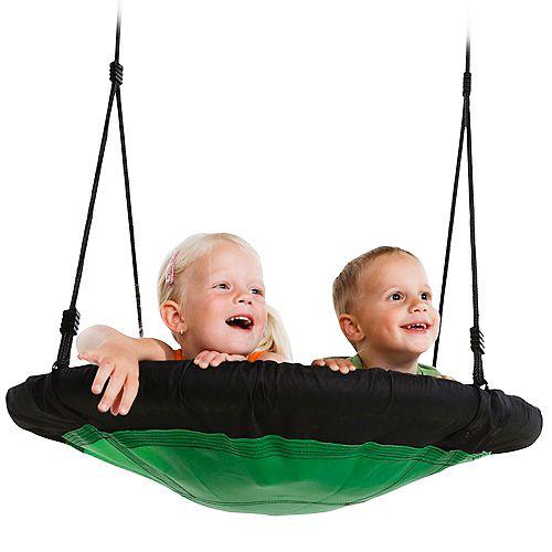 Swing-N-Slide 40Inch Nest Swing in Green