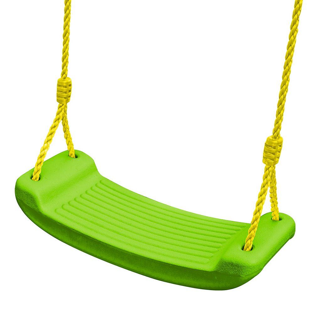 Swing-N-Slide Balançoire moulée pour ensemble de jeux en vert
