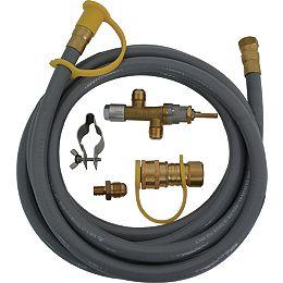50k Natural Gas Conversion Kit