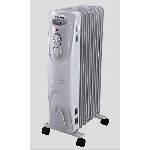 Electric Oil-Filled Radiator Heater