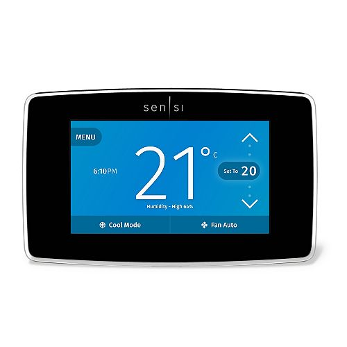 Emerson Sensi Thermostat Intelligent Tactile