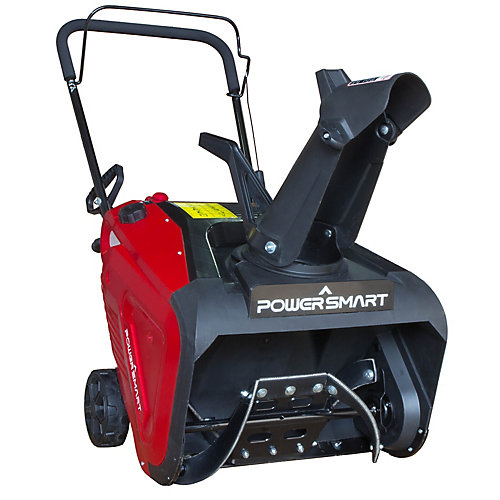 21-inch Single Stage Gas Snow Blower