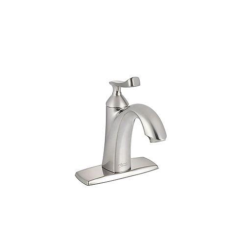 American Standard Chatfield Single Hole Single-Handle Bathroom Faucet in Brushed Nickel