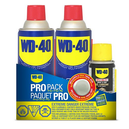 Lubrifiants Multiusage Paquet Pro 692g