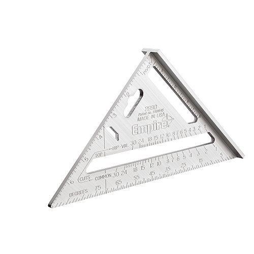 Empire Magnum Fat Boy 7-Inch Aluminum Rafter Square (2-Pack)