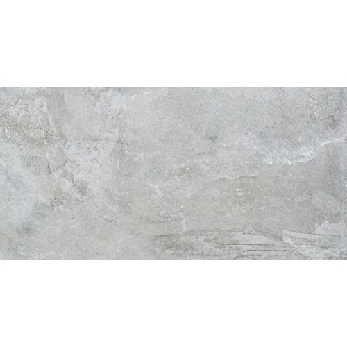 Riverstone Gray 12-inch X 24-inch Glazed Porcelain Floor & Wall Tile (13.56 sq. ft. / case)