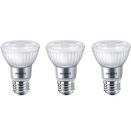 50W Equivalent Daylight PAR20 Dimmable LED Light Bulb (3-Pack)