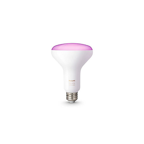 Hue BR30 White and Multi-Colour LED GEN4 Smart Light Bulb - ENERGY STAR®