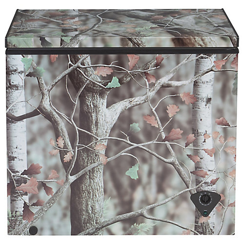 7.0 cu. ft. Chest Freezer in Camouflage