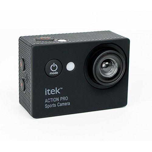 Caméra d'action haute définition 1080p, éui et accessoires compris