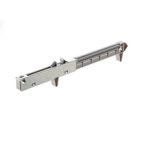 Mécanisme de fermeture amortie pour tiroir en bois